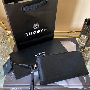 RUDSAK FAYA WALLET / POUCH IN BLACK